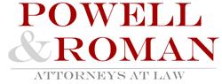 Powell Roman logo